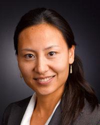 Lucy Lu, B.Com, CA, MBA