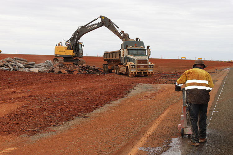 Great Northern Highway Construction