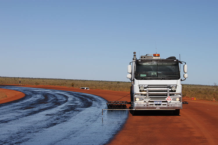 Highway Construction And Road Construction Perth
