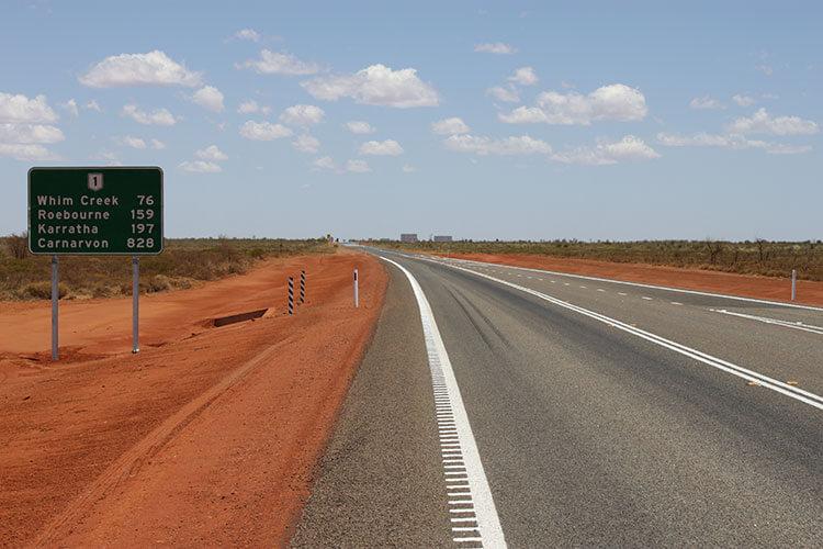 Highway Construction Western Australia